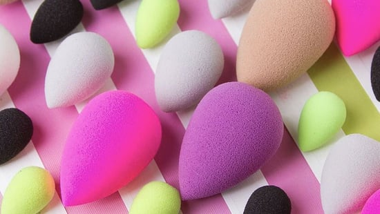 Does The Color Of Your Beauty Blender Make A Difference?