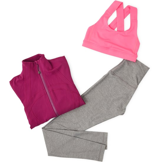 2016 POPSUGAR Health and Beauty Awards Best Activewear Brand