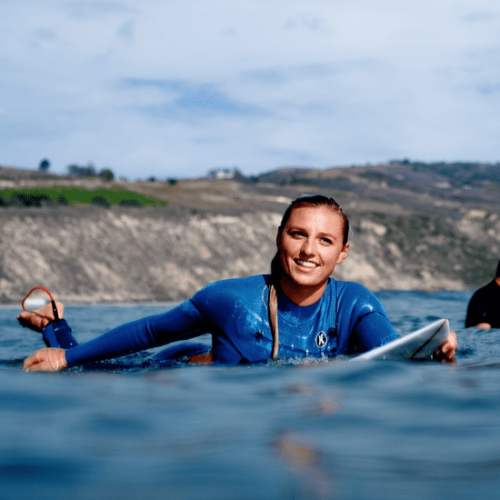 Healthy Travel Tips From Pro Surfer Lakey Peterson