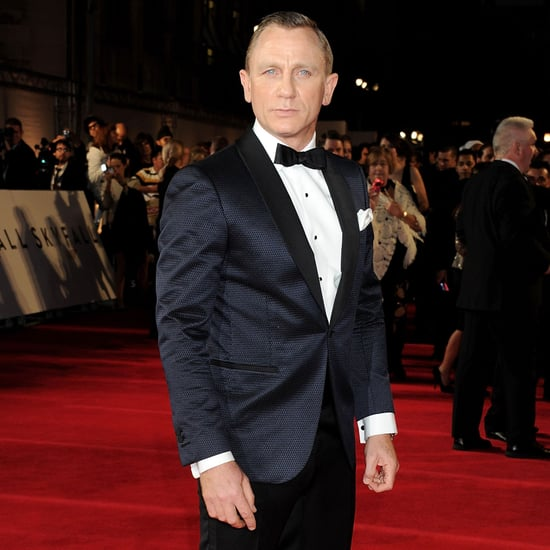 Skyfall London Premiere Celebrity Pictures: Daniel Craig, Javier Bardem and More