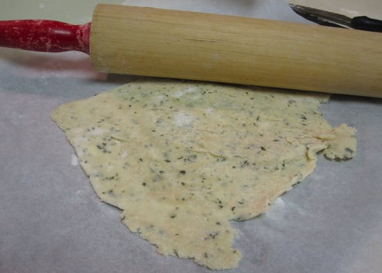 Simple Tip: Roll Out Dough on Parchment Paper