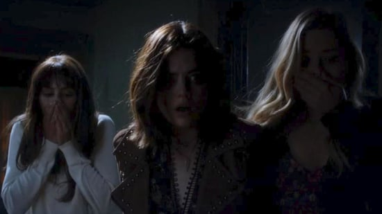 EXCLUSIVE 'Pretty Little Liars' Postmortem: Brant Daugherty Reveals the Shocking Secret Behind His Beheading!