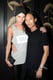 Alexander Wang joined Erin Wasson (who made a quick change into a more comfortable and turban-topped ensemble) at No. 8 for the VMA afterparty.