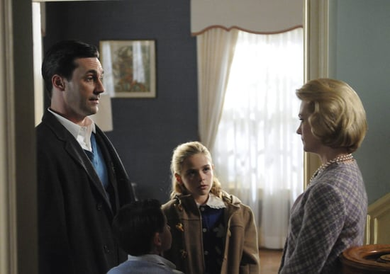Mad Men: Is Don or Betty Draper a Better Parent?