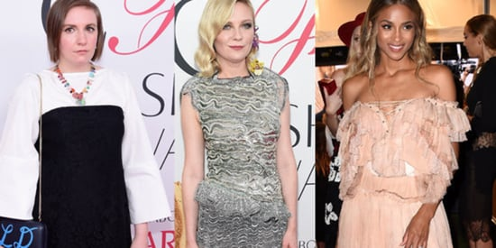 The CFDA Awards 2016 Red Carpet Is Fashion At Its Finest