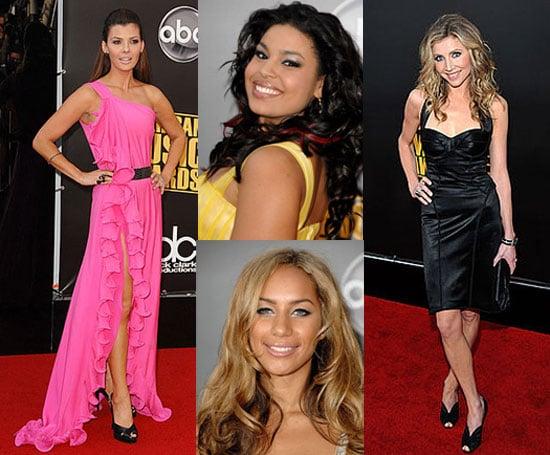 American Music Awards: Red Carpet Roundup!