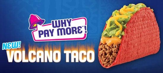 Quiz: Taco Bell's Volcano Taco