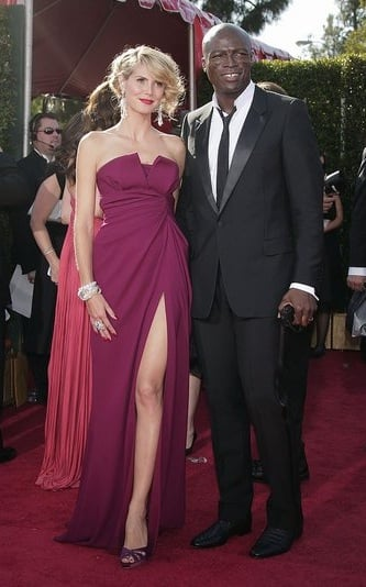 Power Couple: Heidi Klum & Seal