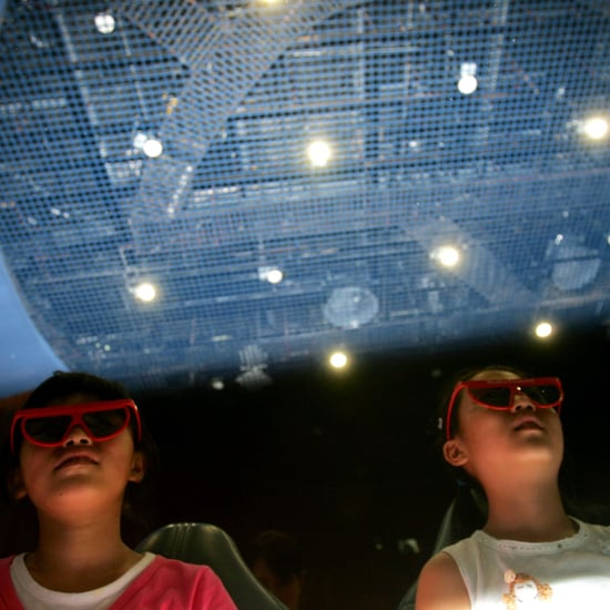 4D Movie Theaters in the US
