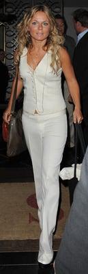 Celeb Style: Geri Halliwell