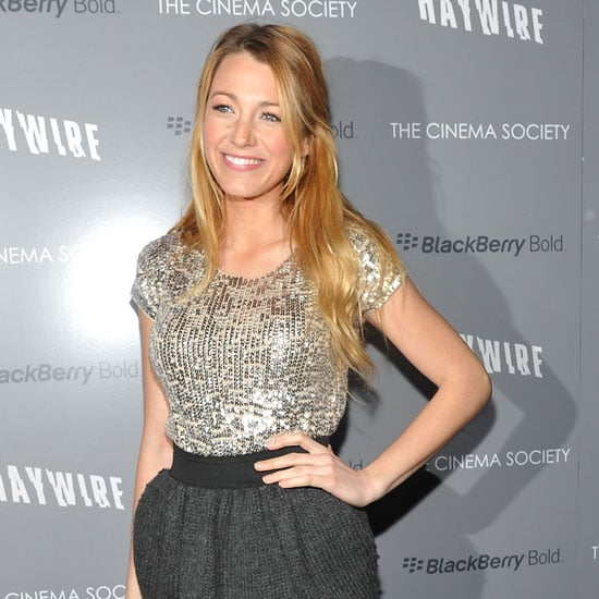 Blake Lively Haywire Premiere Pictures