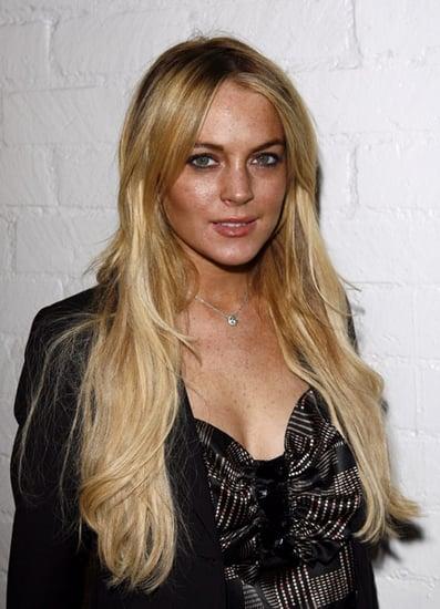 Fab Flash: Lindsay Lohan is Face of Visa Swap