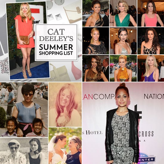Fab Recap — Our Stylish Moms, Cat Deeley's Summer Must Haves, Every Met Gala Moment, and More!