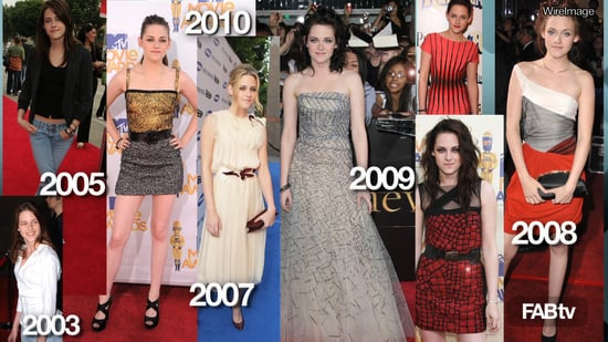 Kristen Stewart Fashion From Twilight to The Runaways and More 2010-06-22 09:00:00