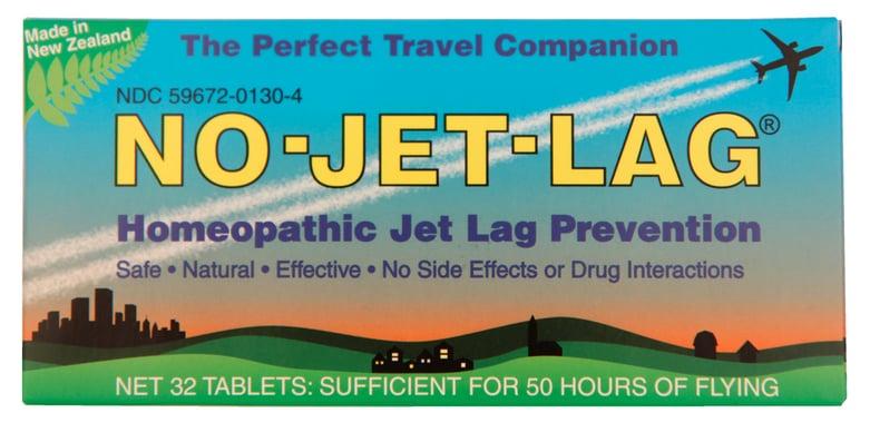 Jet Lag Prevention