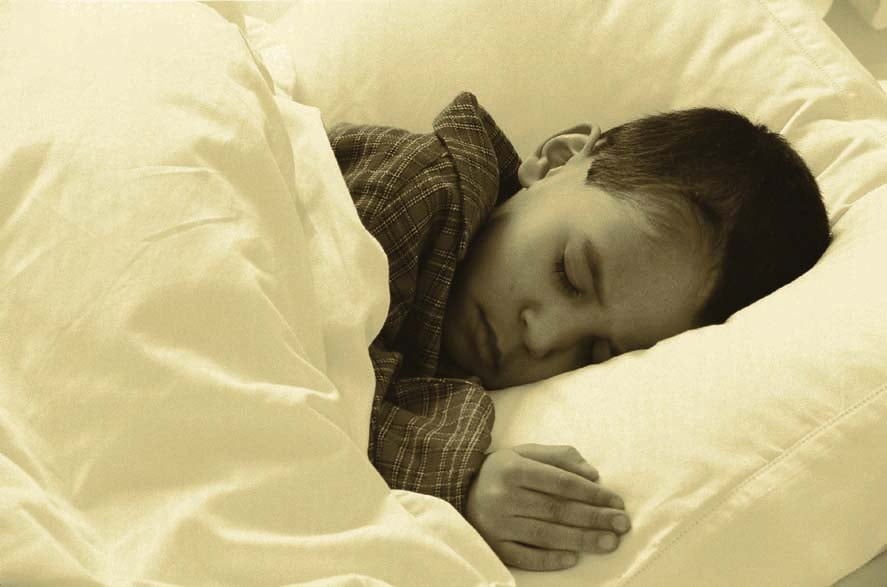 Did/Does Your Child Have Nightmares?