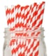 Add the final touch to your cocktail party with these striped paper straws ($2).