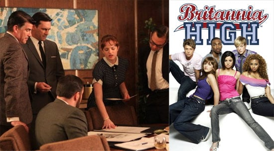 TV This Weekend: Mad Men And Britannia High