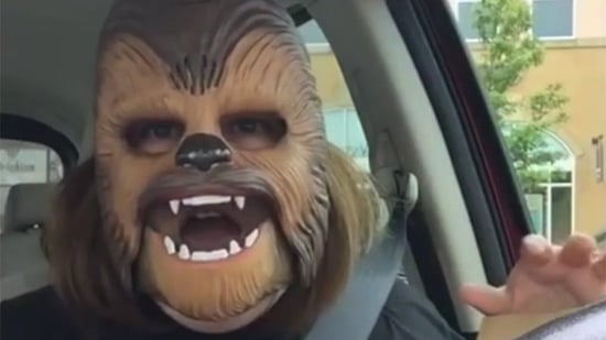 EXCLUSIVE: Chewbacca Mom Reveals She Tried Out for 'The Voice' Twice Before Becoming Facebook Famous!