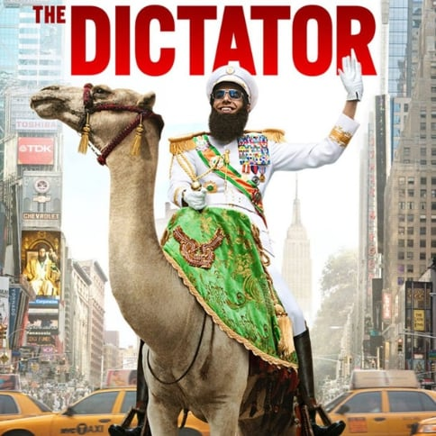 The Dictator DVD Release