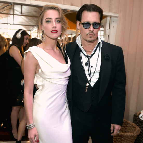 Johnny Depp Releases a Statement After Amber Heard Files For Divorce