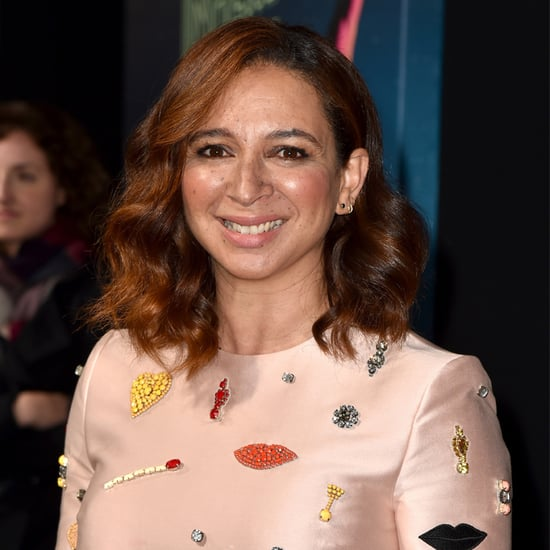 Maya Rudolph on Breastfeeding