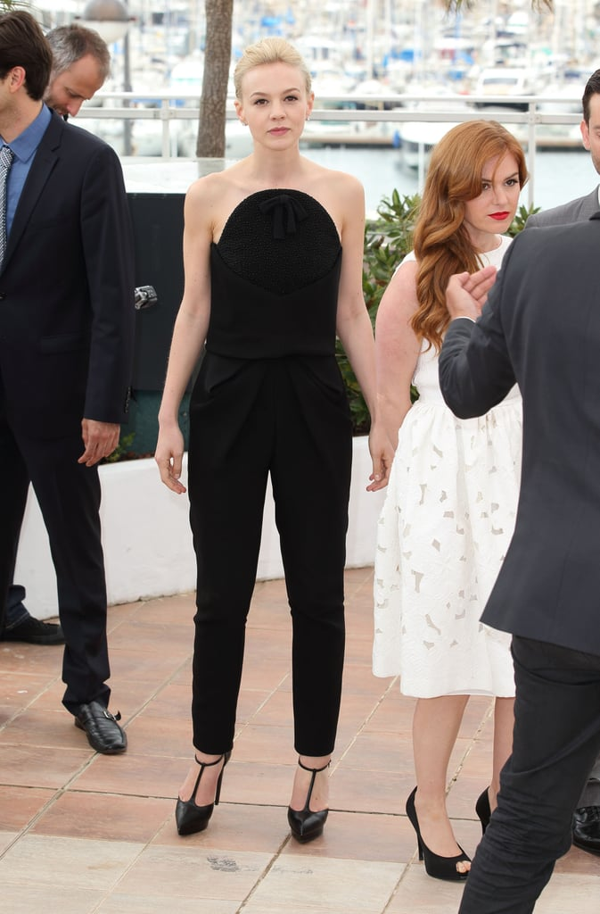 Carey Mulligan at the Cannes Premiere of The Great Gatsby