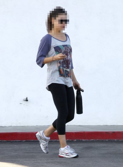 Guess Which Celeb Is Leaving Yoga?