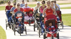 Mom-Me Time: Stroller Strides