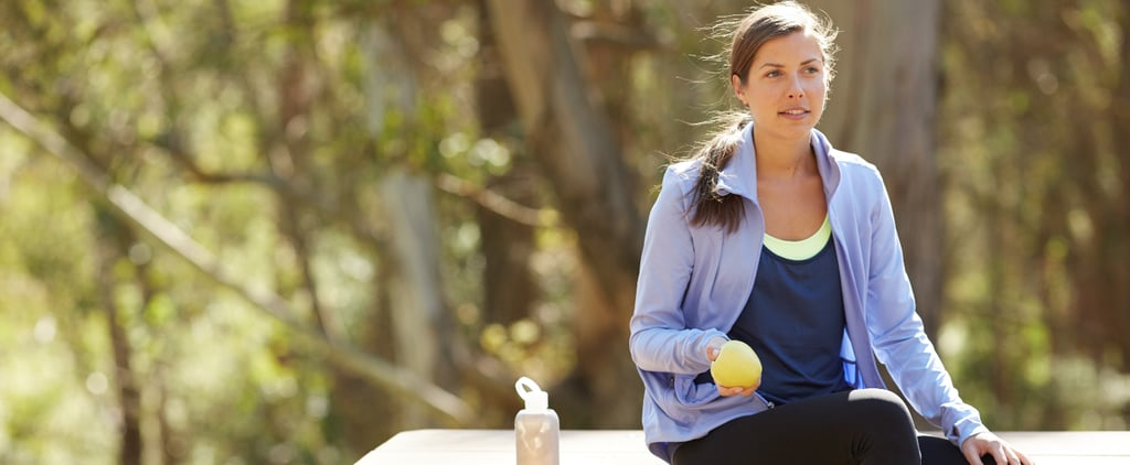 Here's What —and When —to Eat Before Working Out