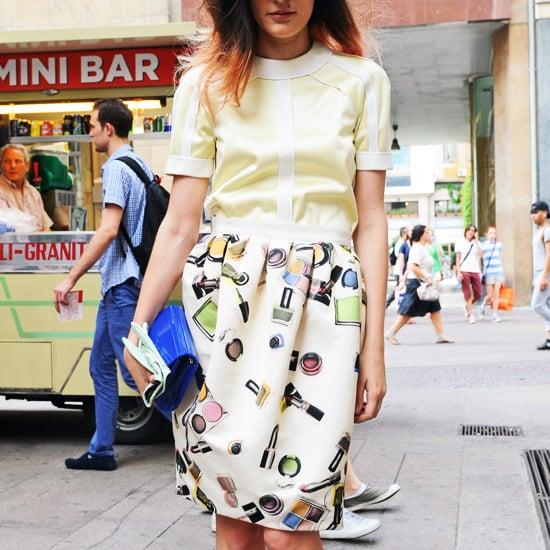 Playful Printed Clothing | Shopping