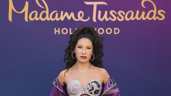Selena Quintanilla Has Her Own Wax Figure at Madame Tussauds!