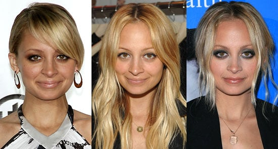 Which Style of Eye Makeup Do You Like Best on Nicole Richie?