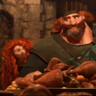 Pixar's Brave Scottish Legend Video