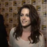 Robert Pattinson and Kristen Stewart at Comic-Con For Breaking Dawn (Video)