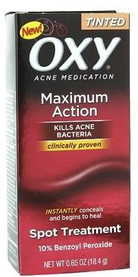 OXY Maximum Action Tinted Spot Treatment