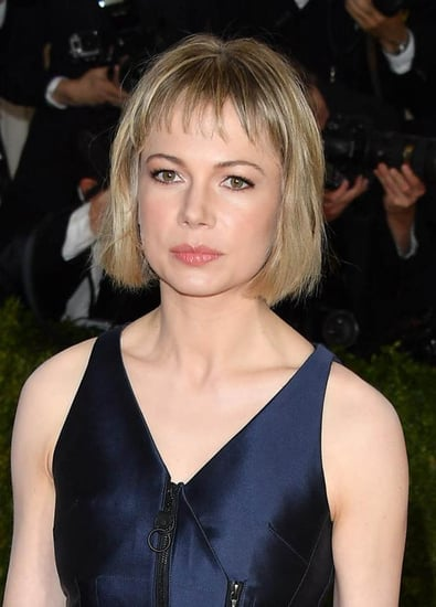 Michelle Williams's worst hair at the 2016 MET Gala