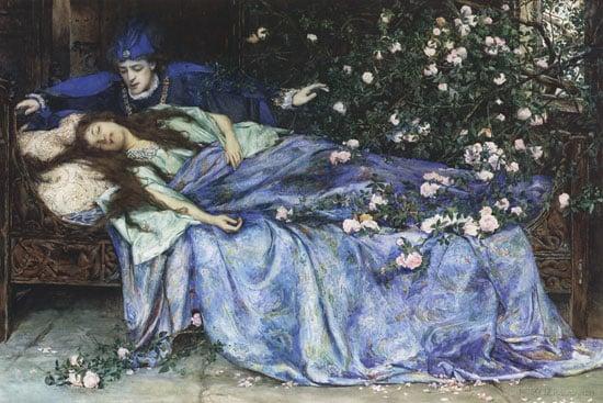 Sleeping Beauty, 1899