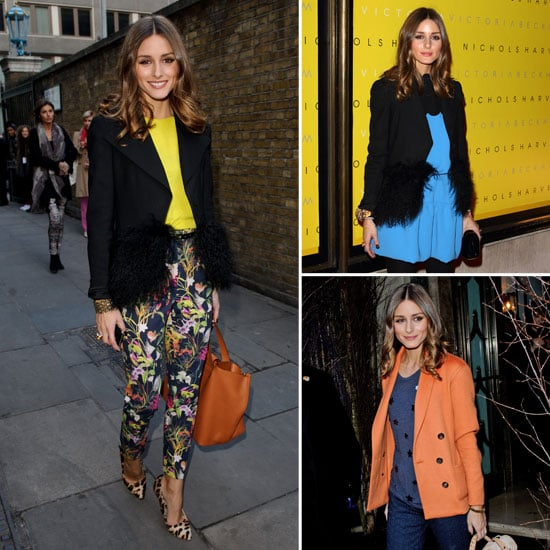 Olivia Palermo Pictures New York Fashion Week Fall 2012