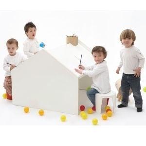 Modern Nursery Design 2009-07-14 14:00:46