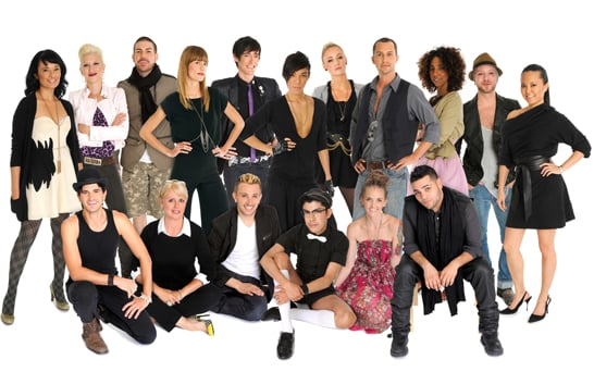 Photos of Project Runway Season 8 Contestants