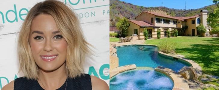 Lauren Conrad's $6M Mansion Has an Epic Waterslide