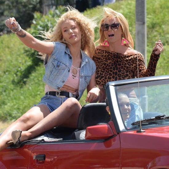 Iggy Azalea's Tweets About Britney Spears