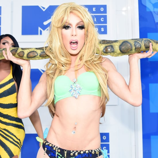RuPaul's Drag Race All Stars at 2016 MTV Music Video Awards