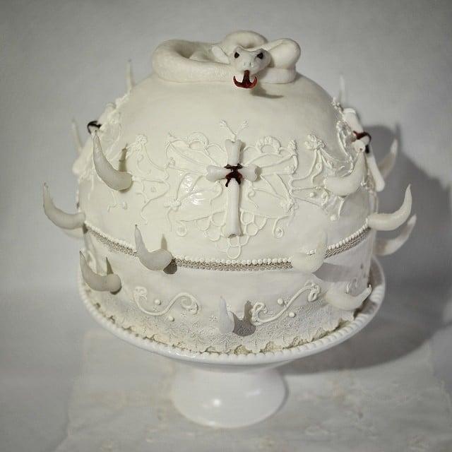 Adam Lambert's Cake, NBD