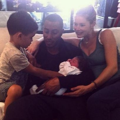 Doutzen Kroes Gives Birth to Second Child