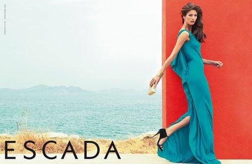 Photo courtesy of Escada