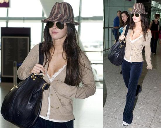 Photos of Megan Fox at the Airport