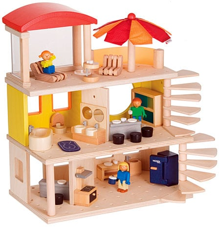 Woody Click-Family Home ($73)