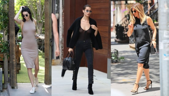 the celebrity braless trend